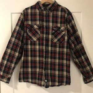 Surly brewing flannel | Size XL